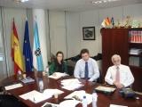 Návštěva CESGA 2009 - Španělsko